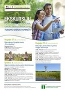 Klaipeda District Tourist Information Centre invites you to take part in the events devoted to the World Tourism Day