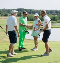 National Golf Resort: Newsec golfo turnyras