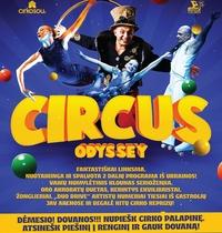 """Cirkas """"Circus Odyssey"""""""