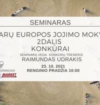 """Seminaras """"Vakarų Europos jojimo sistemos ypatumai"""" 2 Dalis - Konkūrai"""