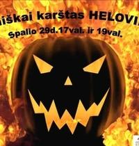 Velniškai karštas Helovinas