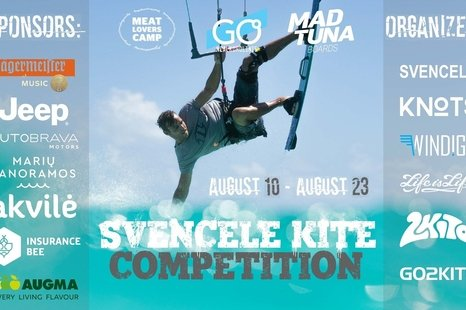 Svencelė Kite Competition 2020