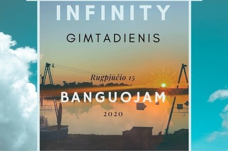 INFINITY 5-asis GIMTADIENIS