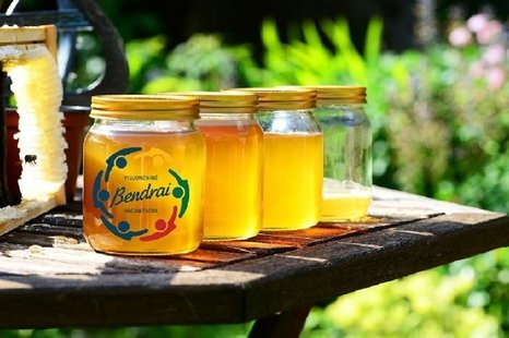 Bičių produktai ir jų nauda mūsų sveikatai!