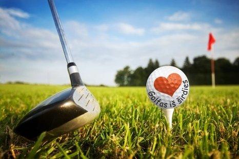 """Labdaros turnyras """"Golfas iš širdies"""" 2020"""