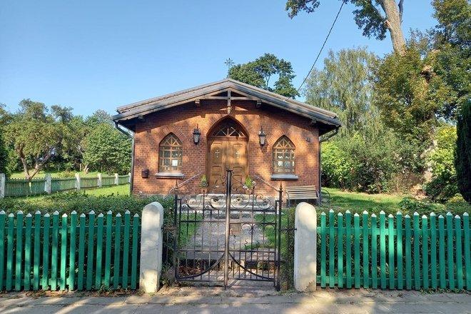 Приекульская евангелическо-лютеранская церковь