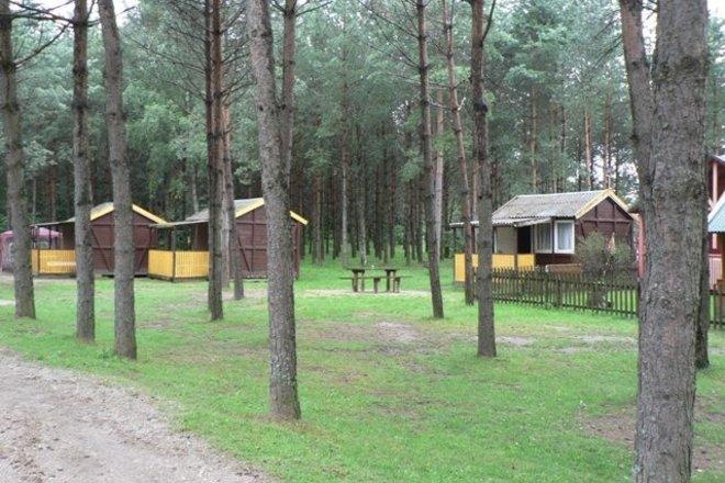 N. Giniotienės turistinė stovykla