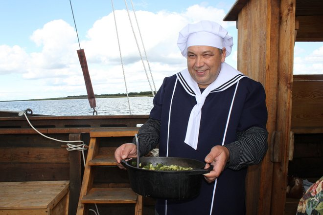 "Culinary Cruise ""FISH TRAIL"""