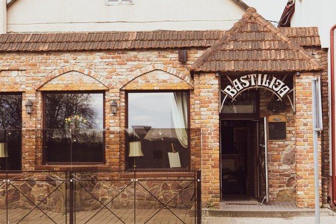 Kафе - бар «Bastilija»