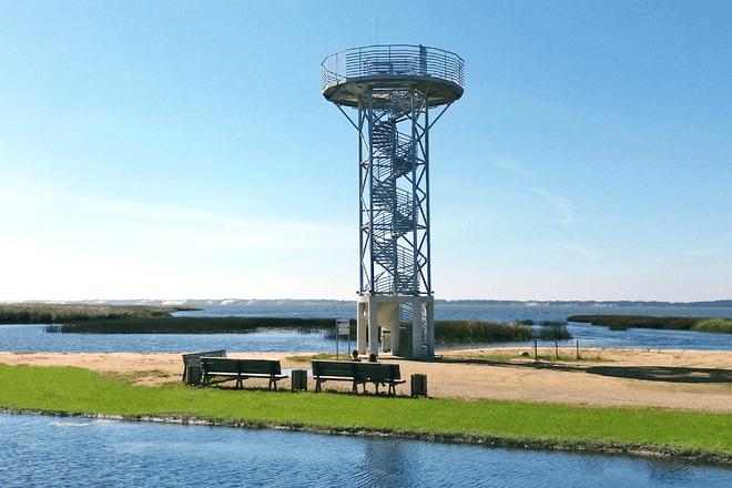 Drevernos apžvalgos bokštas