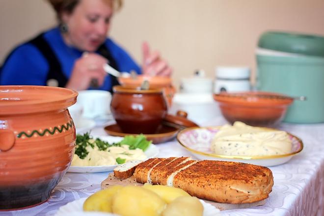 Judrėnų kulinarinis paveldas