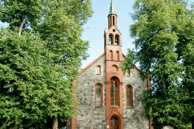 Довилайский евангелическо-лютеранский костел