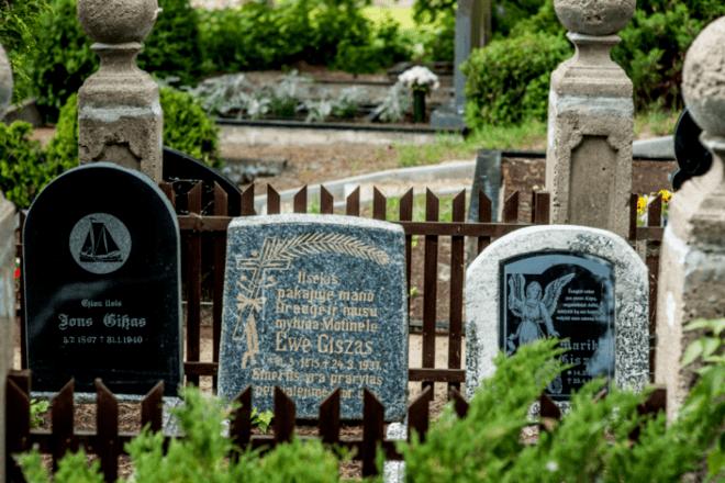Drevernos kapinės