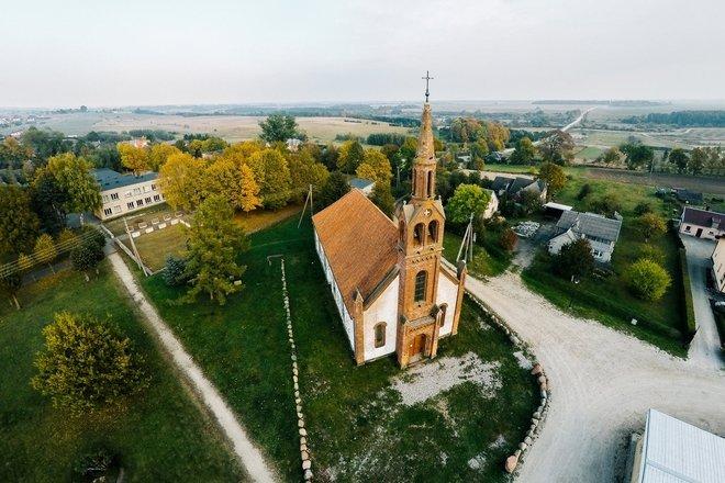 Кретингальская евангелическо-лютеранская церковь