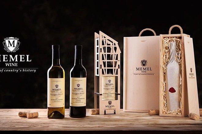 """""""MEMEL wine"""" vyninė"""