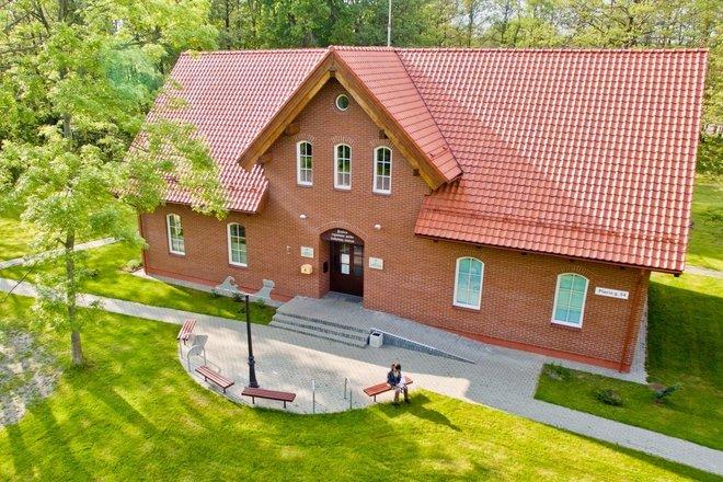 Pajūrio regioninio parko lankytojų centras