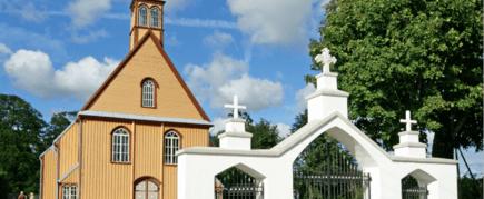 Klaipėdos rajono Žemaitijos bažnyčių maršrutas